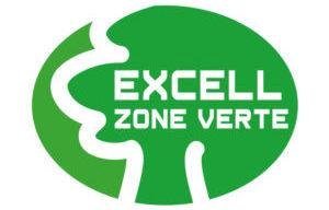 Logo Excell zone verte