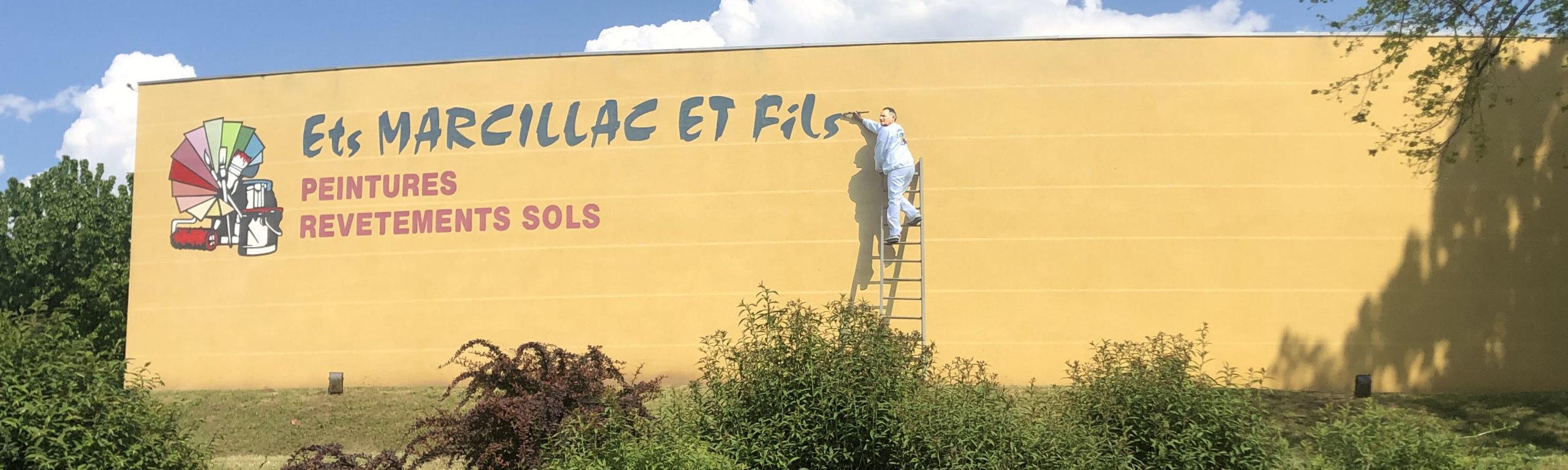 SARL MARCILLAC et Fils peintre en batiment, pose de sols, parquet, isolation de maison à Bergerac et à Bordeaux